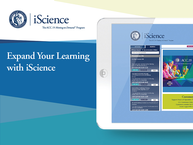 Expand Your Learning with iScience